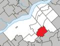 Lemieux Quebec location diagram.png