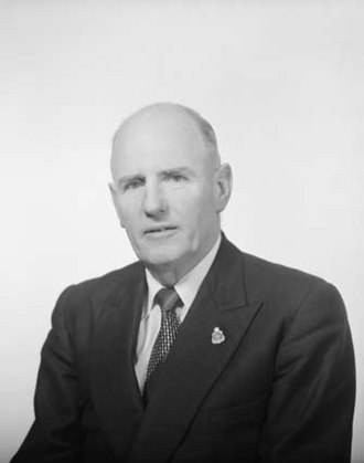 Division of Canning - Image: Len Hamilton 1958