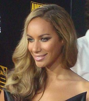 Leona Lewis at the 2009 American Music Awards