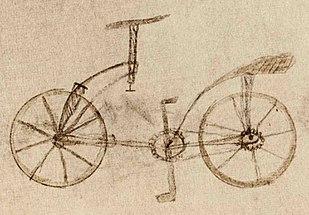Bicicletta Di Leonardo Da Vinci Wikipedia