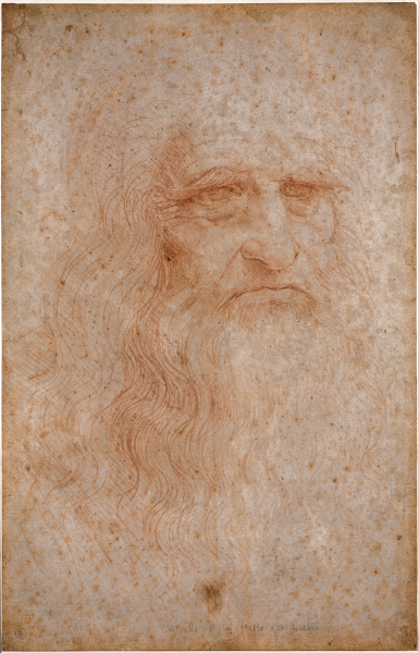 File:Leonardo da Vinci - presumed self-portrait - lossless.png