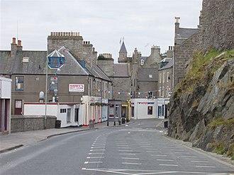 Lerwick - Image: Lerwick.shetland. 1