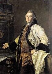 Portrait of Alexander Kokorinov