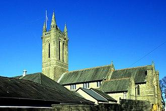 Leyland, Lancashire - Image: Leyland St Ambrose