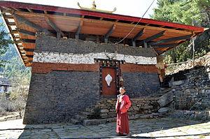 Uesu Gewog - Lhakhang Nagpo