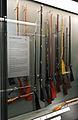Liège, Musée des armes, Grand Curtius. Les armes de traites.JPG