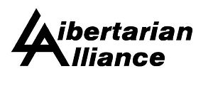 Libertarian Alliance - The logo of the Libertarian Alliance