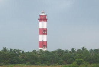 Vypin lighthouse - Puthuvype Lighthouse, 2016
