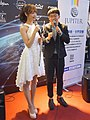 Lily Cao and Seven Wang 20190713f.jpg