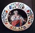 Limoges enameled copper plate circa 1700.jpg
