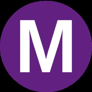Ayacucho Tram - Image: Linea M (Logo Metro Medellin)