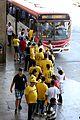 Linhas especiais de transporte, em dias de jogos da Olimpíada (28691650841).jpg