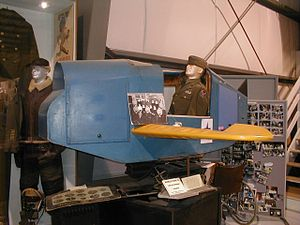 Flight simulator - Link Trainer