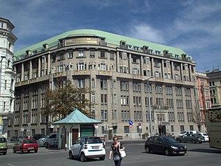 Wien Linke Wienzeile Hotel Schonbrunn