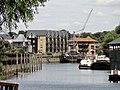 Lion Wharf on the Thames at Isleworth - panoramio.jpg