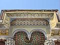 Liwan de la mosquée Bolo-Khaouz (Boukhara, Ouzbékistan) (5719458091).jpg