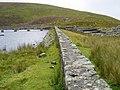 Llyn Anafon Dam - geograph.org.uk - 648290.jpg