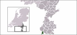 Location of Eijsden