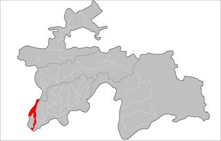 Shahrituz District Place in Khatlon Region, Tajikistan