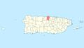 Locator map Puerto Rico Vega Baja.png