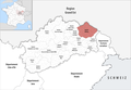 Locator map of Kanton Mélisey 2019.png
