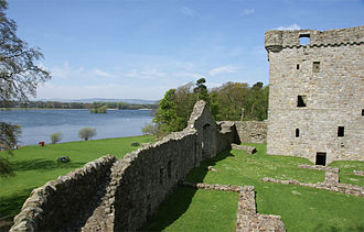 The Abbot - Loch Leven Castle