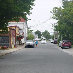 Downtown Lockeport, Nova Scotia