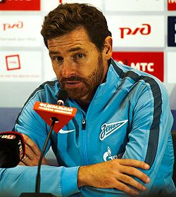 Image illustrative de l'article André Villas-Boas