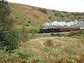 Locomotive 45212 on North Yorkshire Moors Railway - geograph.org.uk - 1520296.jpg