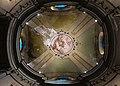 Lodi - chiesa di Santa Chiara Nuova - vista interna della cupola.jpg