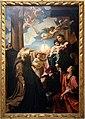 Lodovico Carracci, Madonna col Bambino in trono tra santi, 1588.jpg
