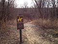 Loess Trail and Broken Toe, Talbot road entrance - panoramio.jpg