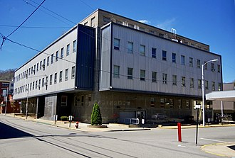 Logan County, West Virginia - Image: Logan County Courthouse wv