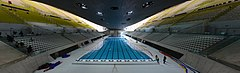 London Aquatics Centre panorama.jpg