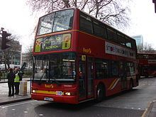 London Bus route 91.jpg