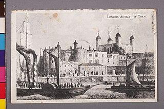 Londres Antiga - a Torre