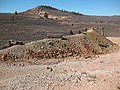 Looking W toward the Los Ocho Mine, Saguache Co., CO - panoramio.jpg