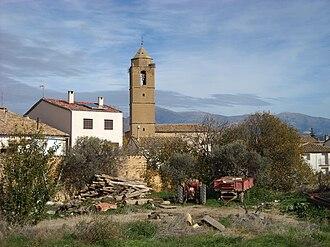 Loporzano - Church in Loporzano