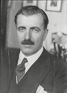 Edward Stanley, Lord Stanley (died 1938) British politician, died 1938