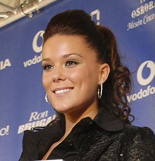 Lorena (singer) Spanish pop singer known artistically as (born 1986)