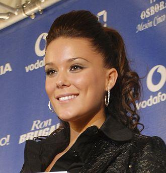 Lorena (singer) - Lorena in 2007