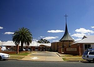 Loreto Home of Compassion.