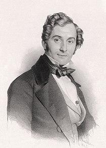 Albert Lortzing (kolem roku 1830)