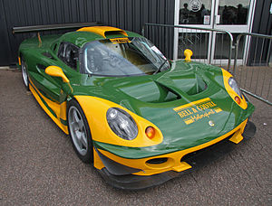 Charmant Lotus Elise GT1 One Of Six Elise GT1 Race Cars Following  Restoration