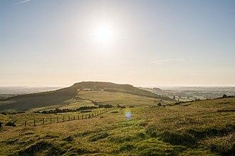 Slieve na Calliagh - Image: Loughcrew 6