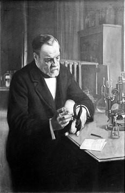 Louis Pasteur (1822 - 1895), microbiologist and chemist Wellcome M0000148