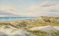 Louise Bonfils - Kystparti fra Gamle Skagen. Eftermiddag - 1903.png