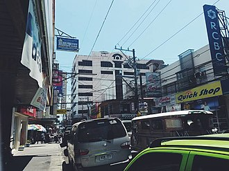 Southern Tagalog - Image: Lucena City Central Business District