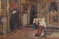 Ludovic Bassarab - Interior de biserica.jpg
