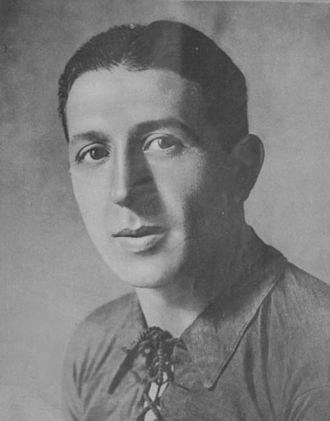 Ludovico Bidoglio - Bidoglio covered on El Gráfico in 1930.